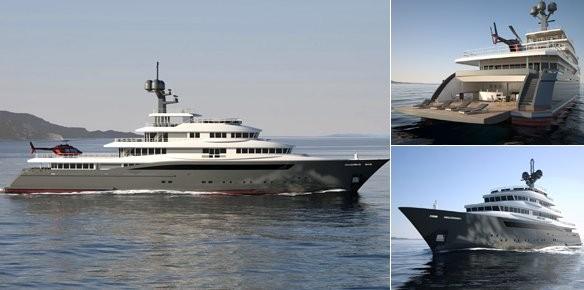 Denison Yacht Sales Introduce Columbus Global