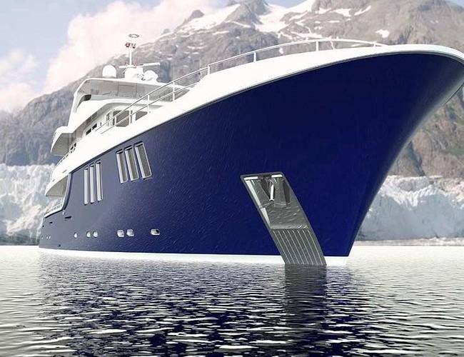 Nordhavn 120 Hull One Sold