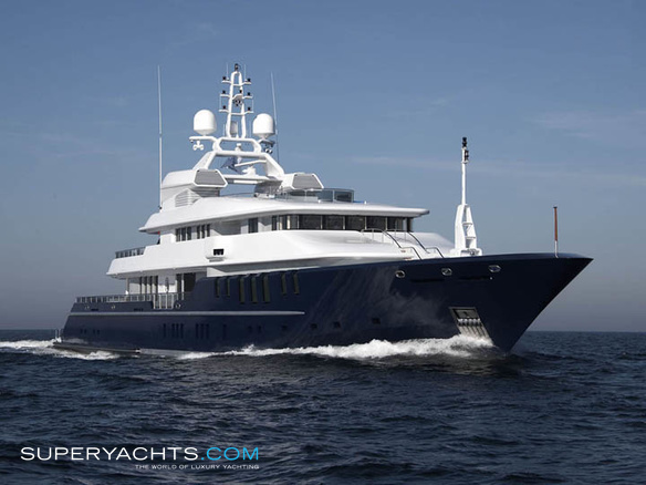 Triple 7 Nobiskrug Motor Yacht