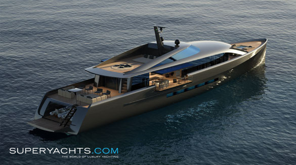 CNB 432 Yacht Concept