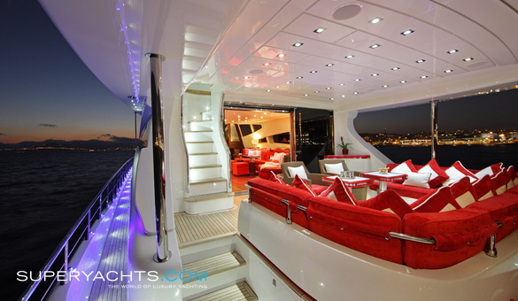 Forever One Yacht For Sale Overmarine Motor