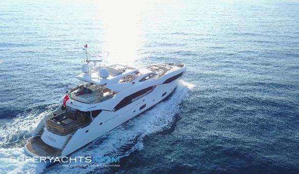 Maoro Equipment Sunseeker Motor Yacht Yacht