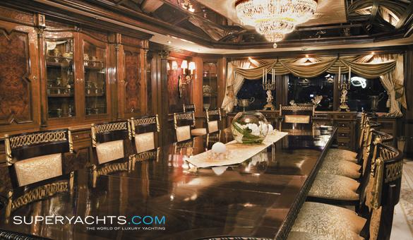 Martha Ann Charter Lurssen Yachts Motor