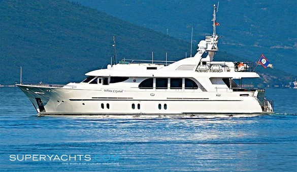 Sea Beauty Yacht For Sale Timmerman Yachts