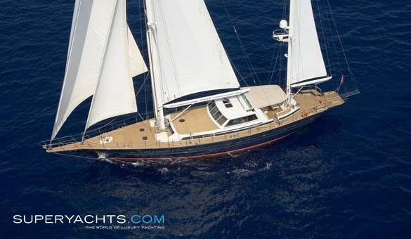St Jean II Yacht For Sale Jongert Yachts Sail