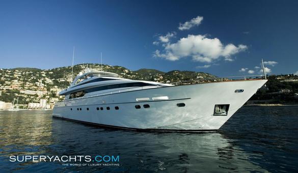 Titan II Yacht For Sale Sanlorenzo Motor