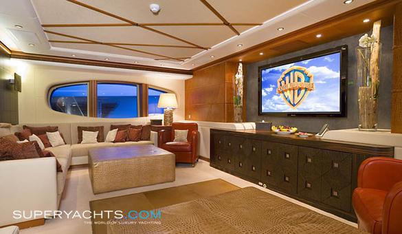 Sirocco Yacht Heesen Yachts Motor Yacht