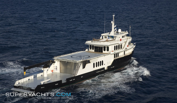 Global Yacht Shadow Marine Motor Yacht