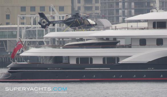 Attessa IV Evergreen Shipyard Motor Yacht