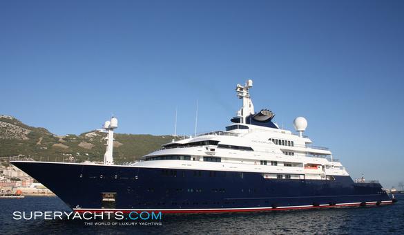 Octopus Lurssen Yachts Motor Yacht