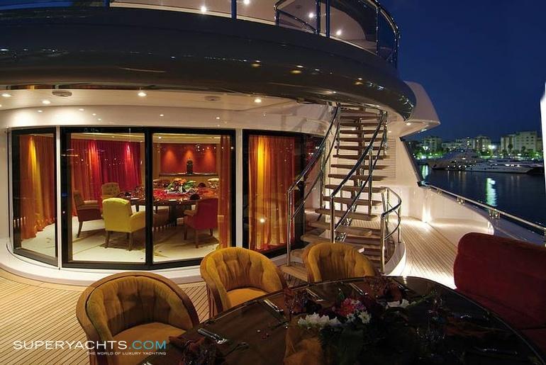 Aviva Yacht Photos Abeking Amp Rasmussen