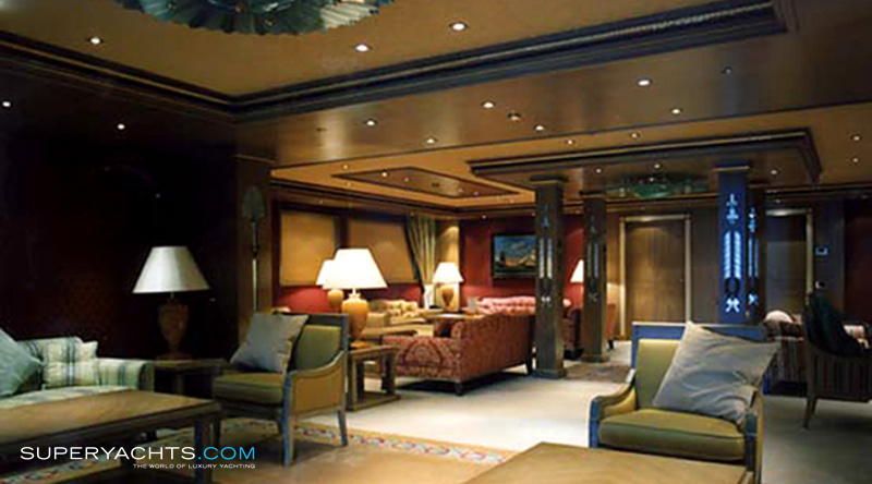 Indian Empress Yacht Photos Oceanco Motor