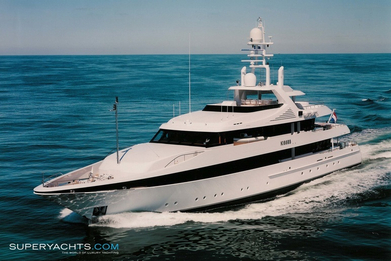 Kisses Yacht Photos Feadship Motor Yacht