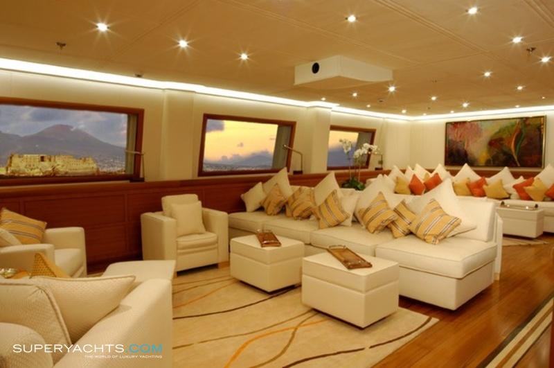 M5 Photos Vosper Thornycroft Sail Yacht