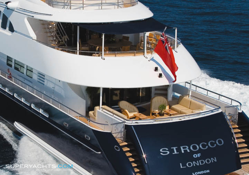 Sirocco Photos Heesen Yachts Motor Yacht