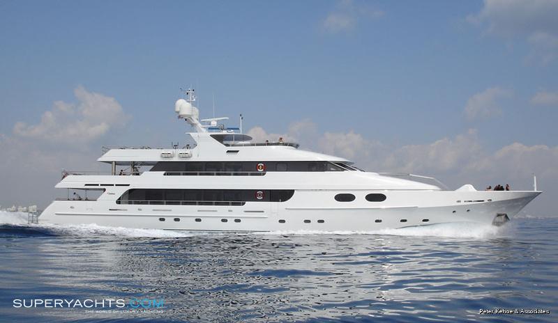 Top Five Photos Christensen Motor Yacht