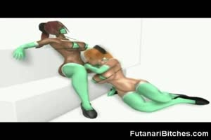 futa cock transformation breasticles