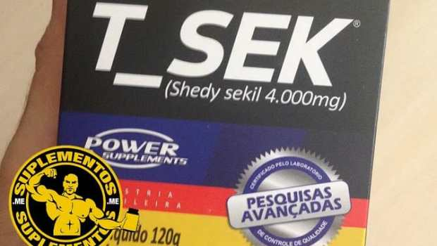 T Sek Power Supplements