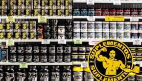 suplementos alimentares para ganho de massa muscular