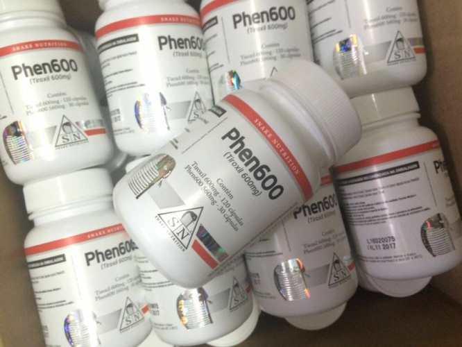 Phen600 é bom para quem deseja emagrecer e queimar gordura.