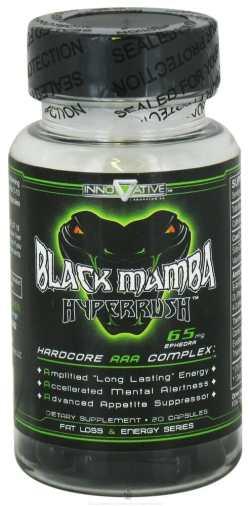 Black Mamba HyperRush - Termogênico