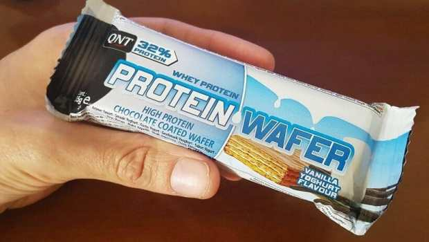 Protein Wafer - Barrinha proteica da QNT