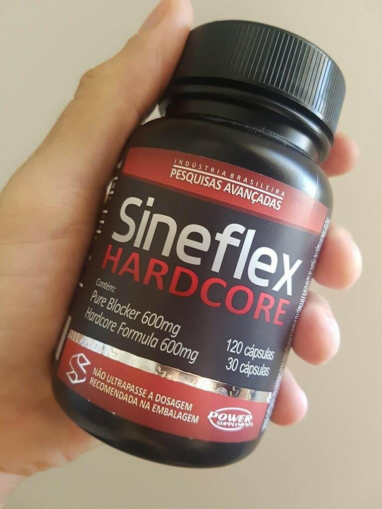 Sineflex Hardcore é bom e funciona de verdade