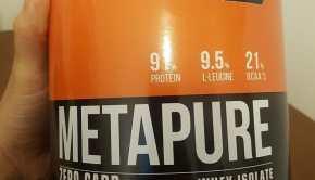 Metapure Zero Carb da QNT é boa