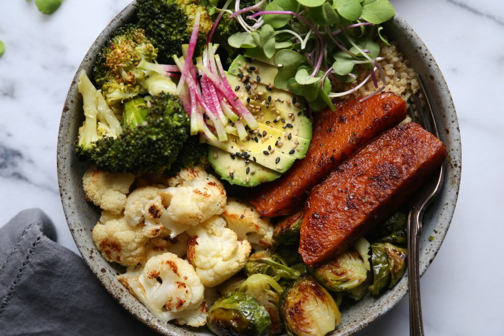 Winter Buddha Bowl - Supper With Michelle