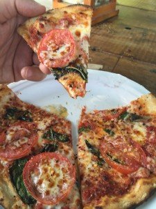 Margherita Pizza from Humble Pie