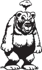 Mad bear