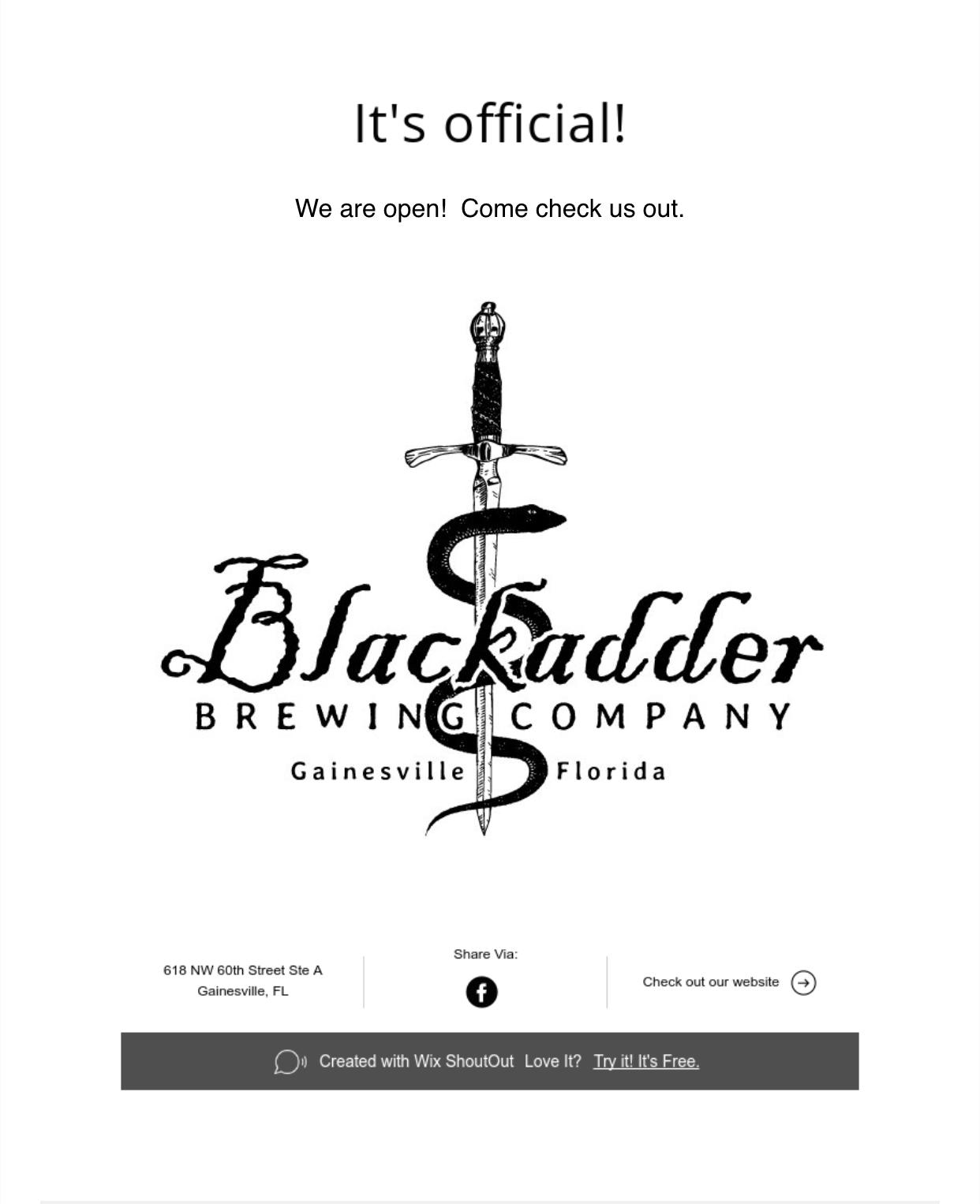 project free tv blackadder