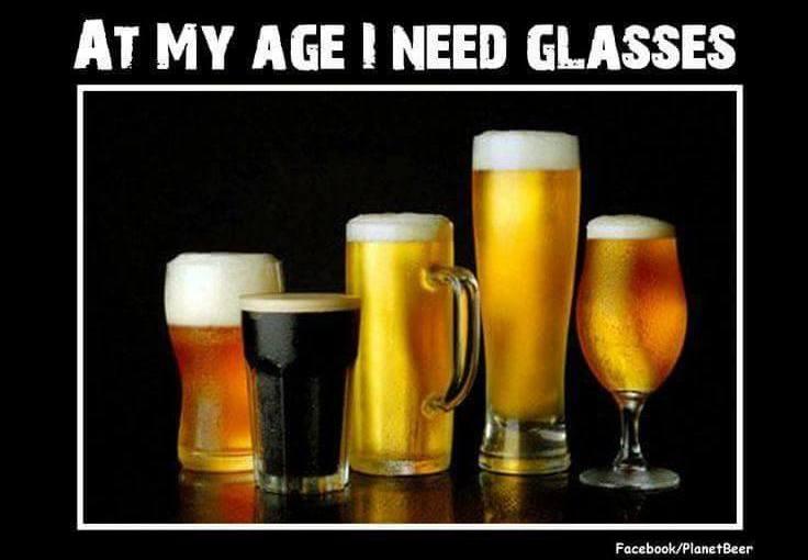 The Art of beer Pt. 7 – Proper Glassware and Serving