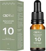 CBD Vital Naturextrakt Premium CBD Öl