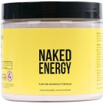 NAKED NUTRITION NAKED ENERGY