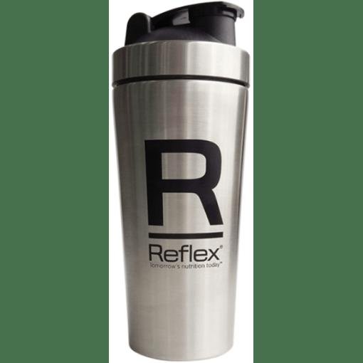 REFLEX NUTRITION STAINLESS STEEL SHAKER