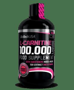 Biotech USA L-CARNITINE