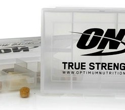 Optimum Nutrition Pillbox