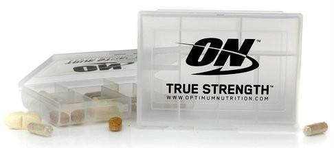 Optimum Nutrition Pillbox