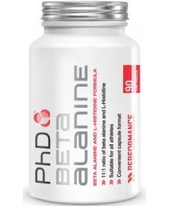 PhD Nutrition Beta Alanine