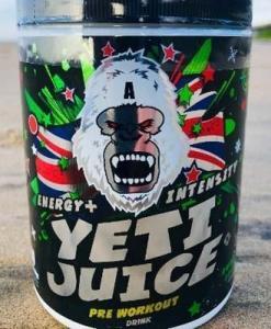 GorillaAlpha Yeti Juice