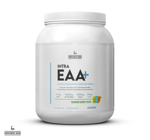 Supplement Needs Intra EAA+