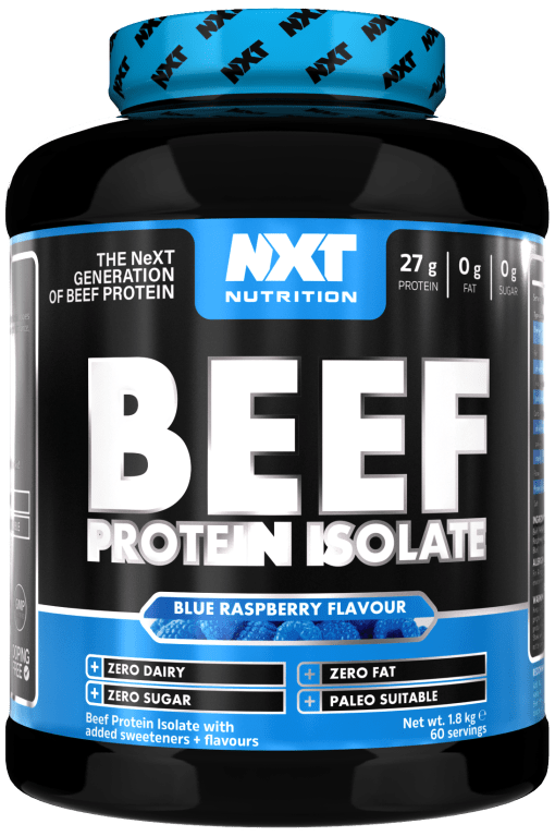 Nxt Nutrition Beef Protein