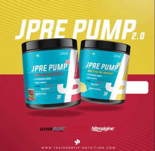 JPre Pump