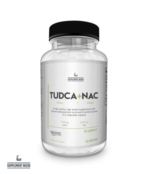 Supplement Needs Tudca + NAC