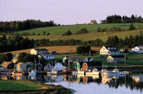 Prince Edward Island Rejuvenating Destinations