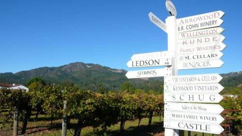 Sonoma Rejuvenating Destinations