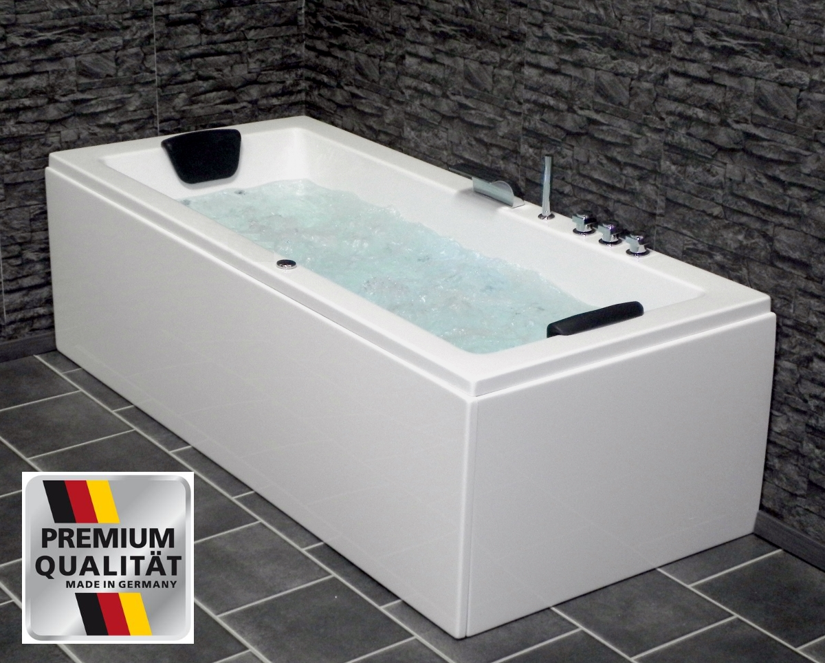 Whirlpool Badewanne Gunstig Eckwanne Rechts Links Made In Germany Supply24