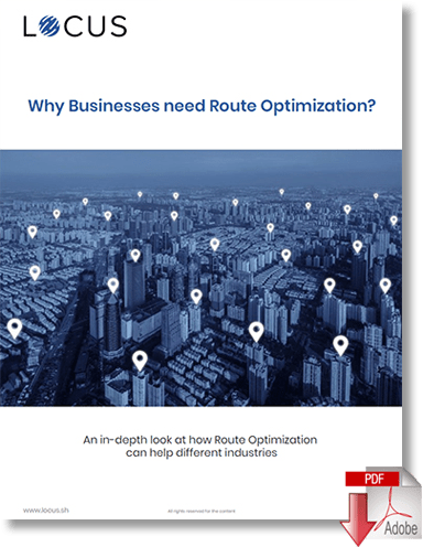 Download Why Businesses Need Route Optimization
