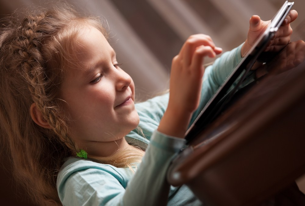 Rosetta Stone Kids Reading App Teaches Young Children to Read